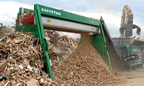 Komptech Easystar