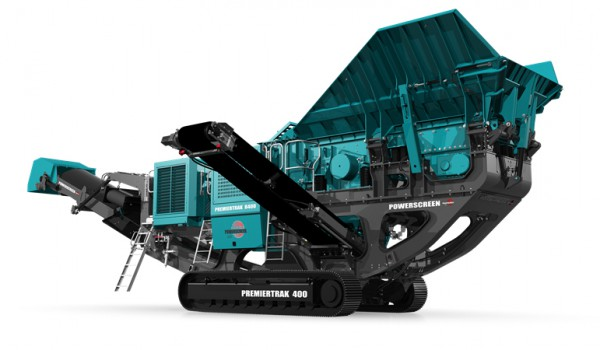 Premiertrak 400 Rendered Image
