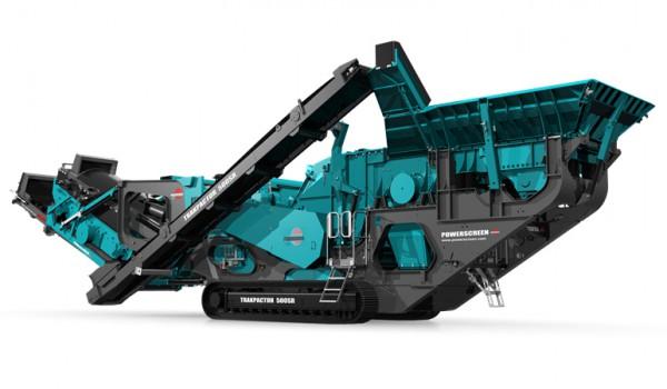 Trakpactor 500SR Rendered Image